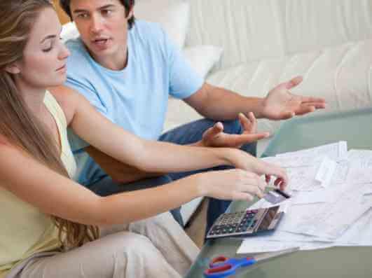 поделить имущество при разводе